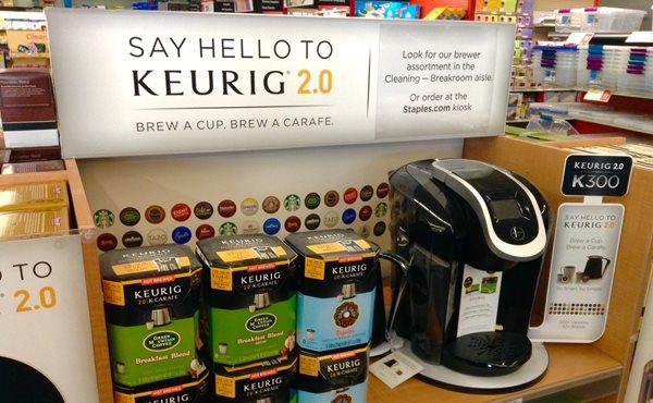 Keurig Dr Pepper coffee pod sales swell as coronavirus-hit ...