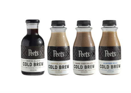 Peet's Coffee launches new dedicated business unit for ready-to-drink cold brew in US