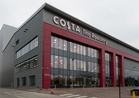 Costa Coffee invests £38m to create Europe's single largest coffee roastery