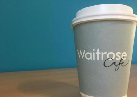 Waitrose to end free coffee without purchase offer