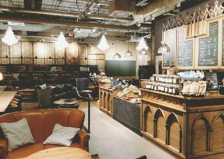 Growth in European branded coffee shop market set to continue amid largely improving economic environment
