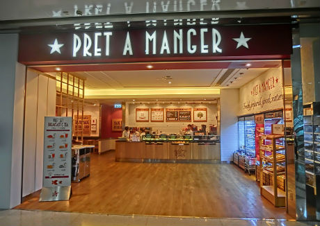 Pret A Manger reports a 4.8% increase on like-for-like sales in 2016
