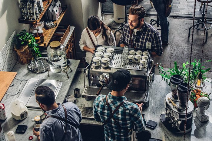 Coffee shop experience is increasingly important for consumers