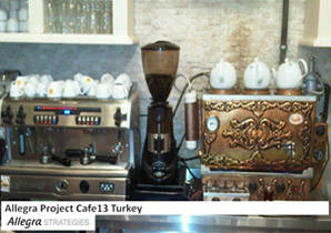 Turkey Coffee Shop Market Analysis 2013